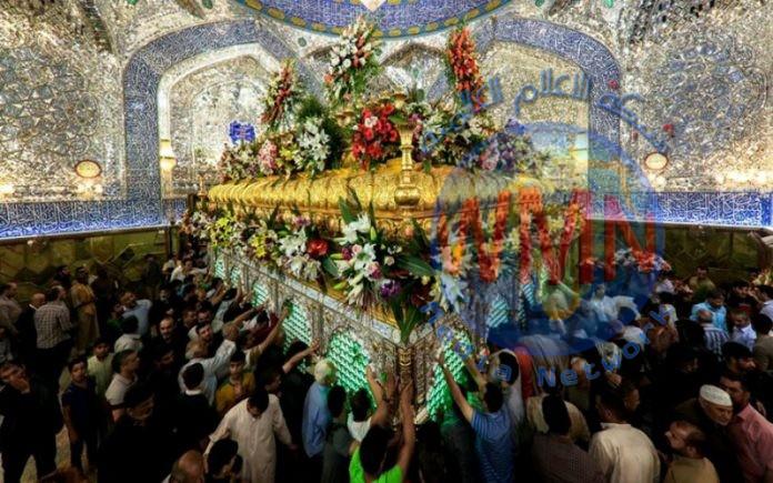 العتبة العلوية تعلن عن استعدادها لاستقبال الزائرين لاحياء عيد الغدير الاغر
