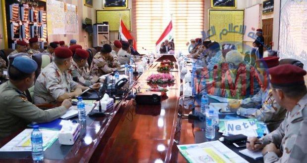 عادل عبد المهدي: لا توجد صعوبة بالسيطرة أمنيا على صحراء الأنبار
