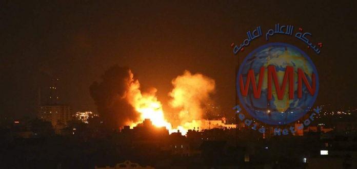 ثلاثة قتلى وجرحى من الشرطة بانفجارين غامضين جنوب غزة