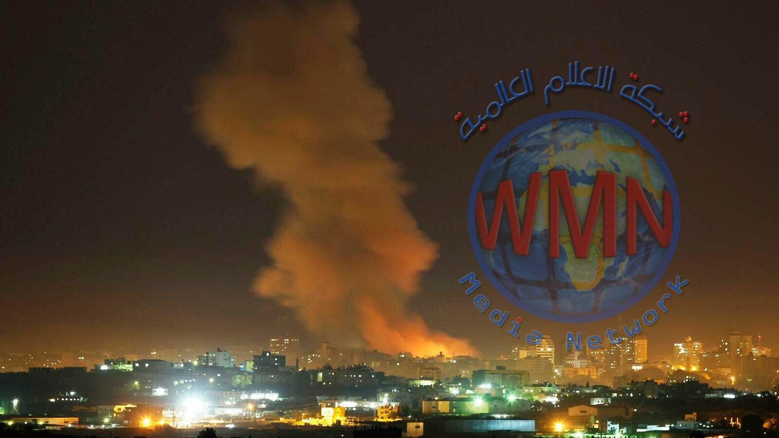 إسرائيل تقصف موقعا قرب الحدود مع قطاع غزة