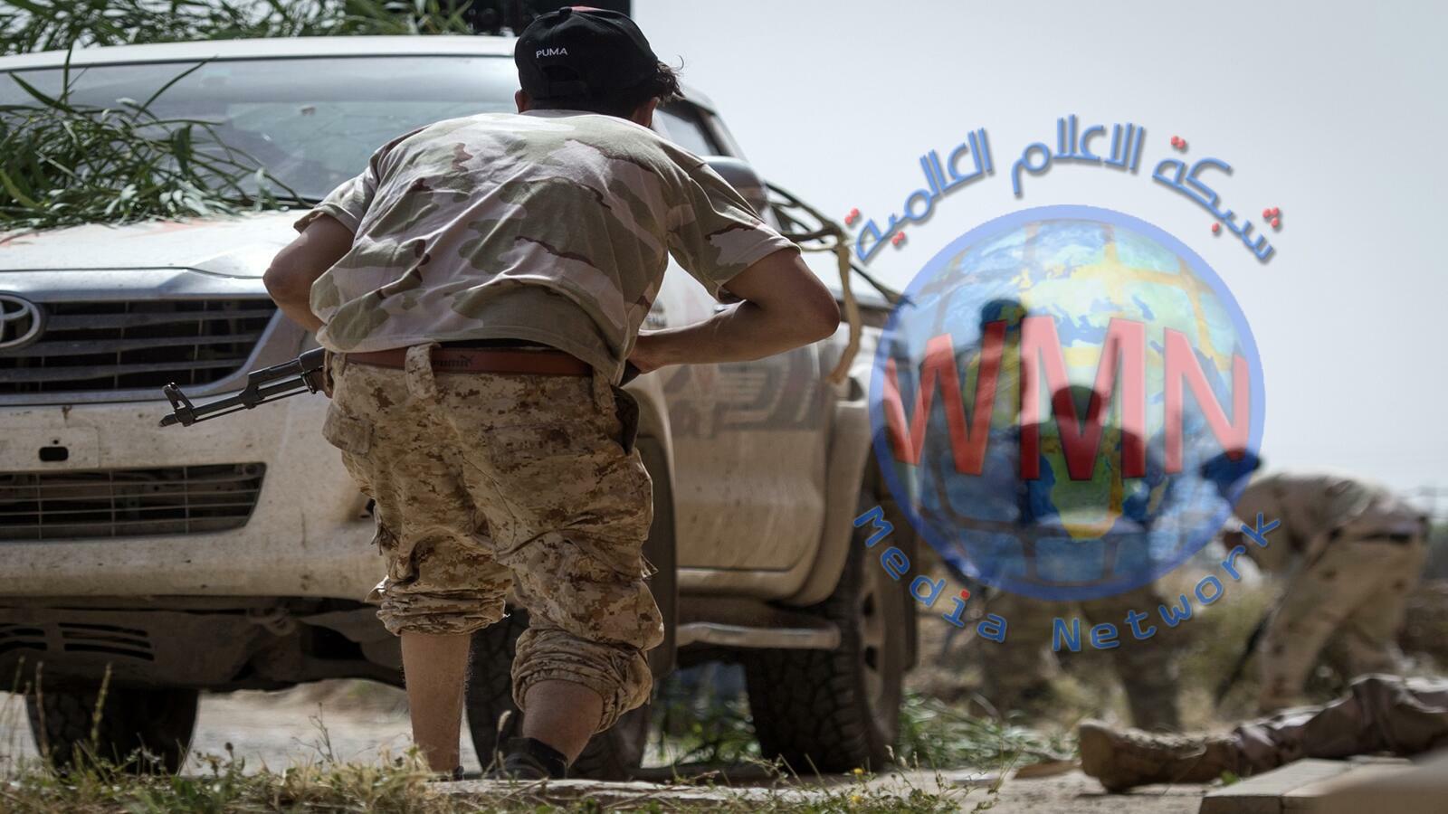 الأمم المتحدة: لا يوجد منشآت عسكرية في مطار تواصل قوات حفتر قصفه