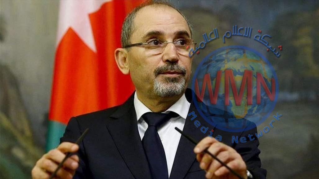 وزير الخارجية الاردني من بغداد: نسعى لخفض التصعيد في المنطقة