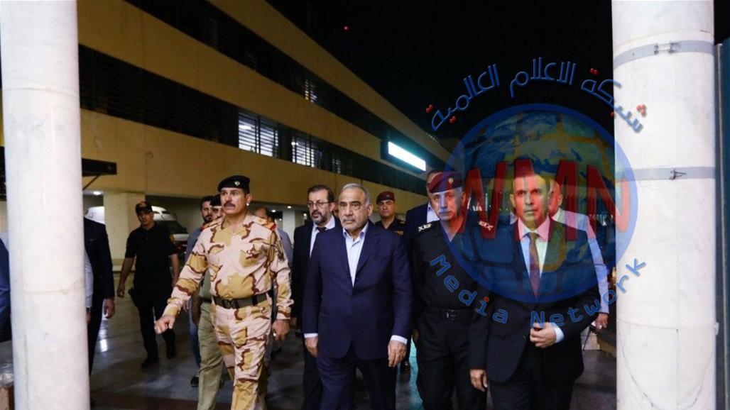 عادل عبد المهدي: الحكومة تبذل قصارى جهدها لتلبية مطالب المواطنين