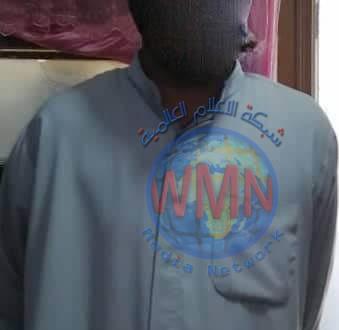 استخبارات اللواء ١٦ بالحشد وخلية الصقور تلقيان القبض على مطلوب وفق المادة 4 إرهاب في كركوك