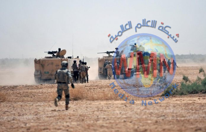الحشد الشعبي يصد هجوما لداعش قرب الحويجة