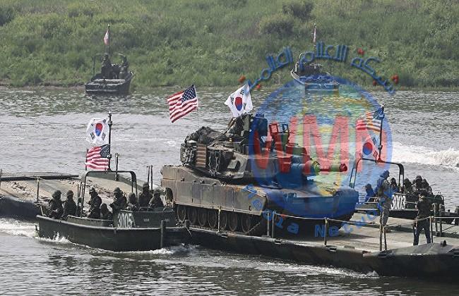 واشنطن وسيؤول ستجريان المناورات العسكرية رغم تحذيرات بيونغ يانغ