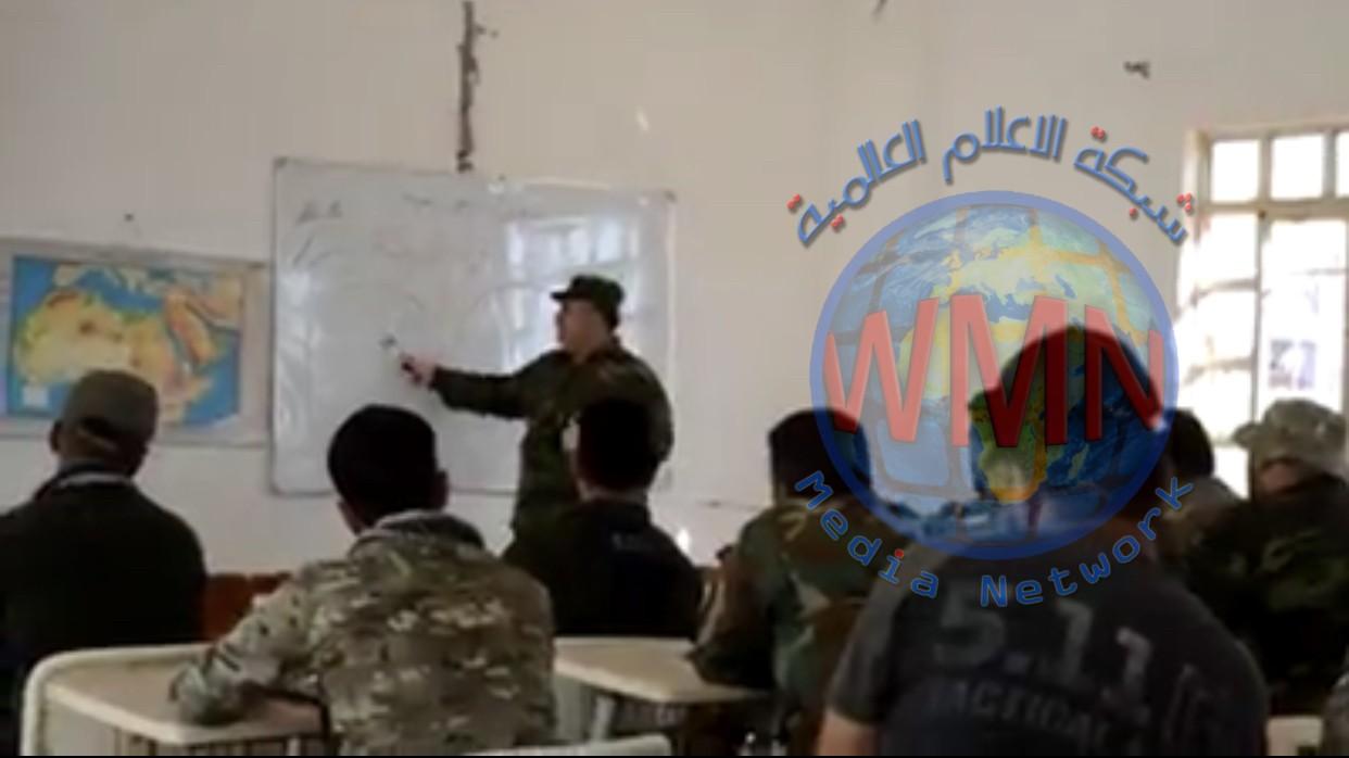 """اللواء 33 في الحشد يفتتح دورة قراءة الخريطة ونظام التموضع الـ""""جي بي اس"""""""