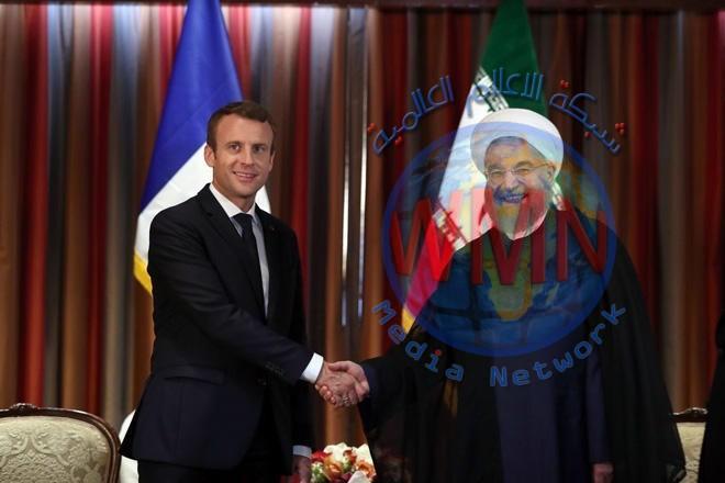 مباحثات ايرانية فرنسية قبيل قمة G7