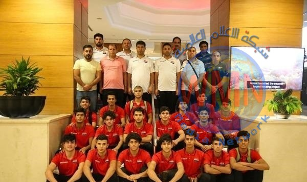 الإحتلال الصهيوني يعترض بعثة شباب العراق ويمنع دخول 6 لاعبين