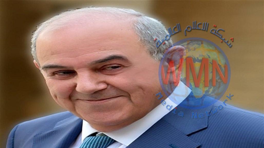 ايادعلاوي: نتنياهو اعترف بتنفيذ هجمات بالعراق وهو خرق للسيادة