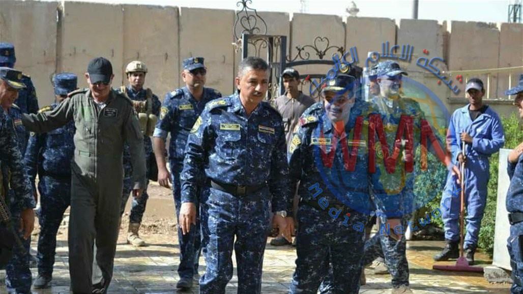 تكليف جعفر البطاط بمهام قائد الشرطة الاتحادية