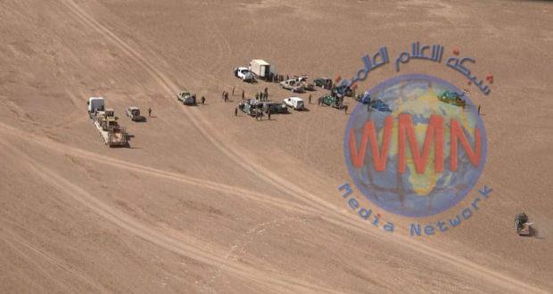 الحشدالشعبي والجيش يباشران باليوم الثاني لعمليات إرادة النصر الرابعة غرب الأنبار