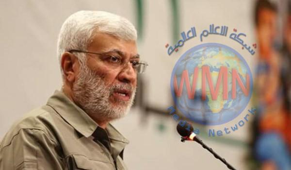 بيان من نائب رئيس هيئة الحشدالشعبي أبو مهدي المهندس بشأن استهداف قاعدة بلد