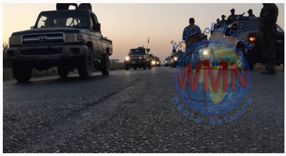 الحشد والجيش يباشران باليوم الثاني من عمليات إرادة النصر الثالثة