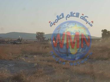 """الحشد يعثر على مضافة مفخخة لـ""""داعش"""" شمال غرب الموصل"""