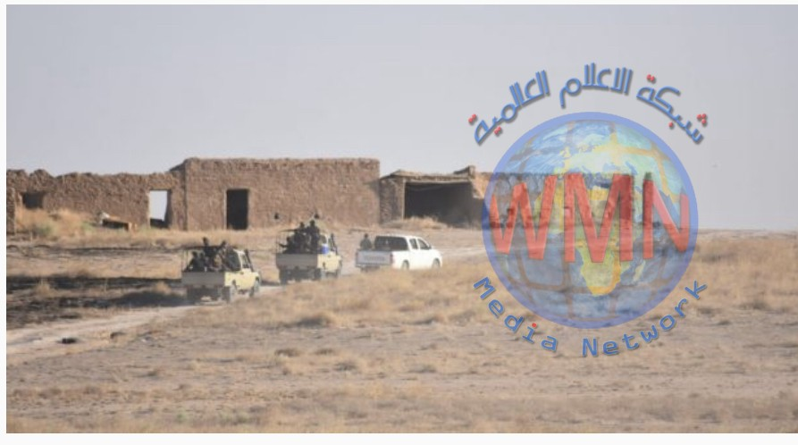 قوات الحشد الشعبي تعثر على مضافة لداعش وتقتل انتحاريا بداخلها غرب الأنبار