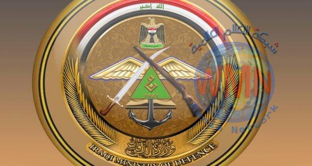 وزارة الدفاع: الحشد الشعبي حقق انجازا رائعا في إرادة النصر ولن نسمح بالاعتداء عليه