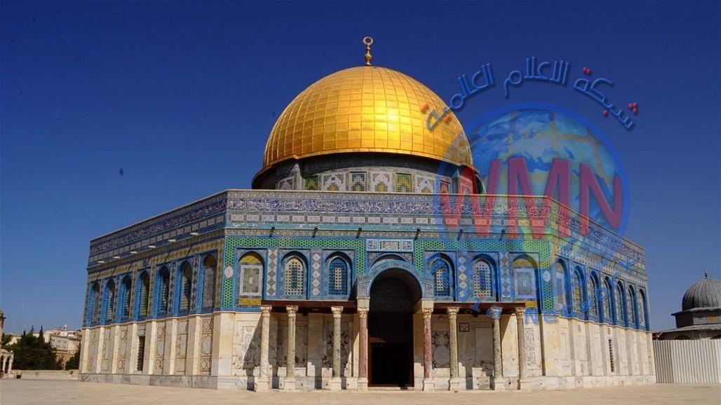 مواجهات بين الشرطة الإسرائيلية والمصلين في باحات المسجد الأقصى