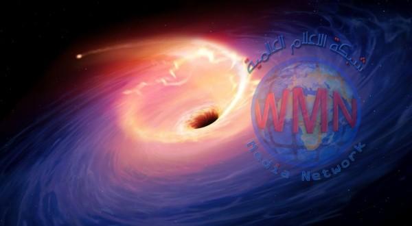 لأول مرة.. رصد ثقب أسود يبتلع نجما نيوترونيا