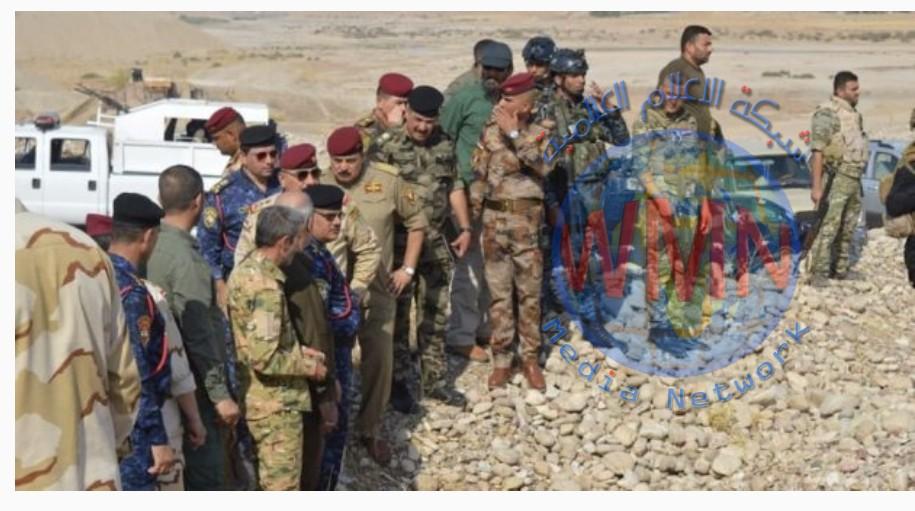 بالتزامن مع قرب شهر محرم.. الحشد والقوات الامنية يتأهبان لحماية المواكب الحسينية في كركوك