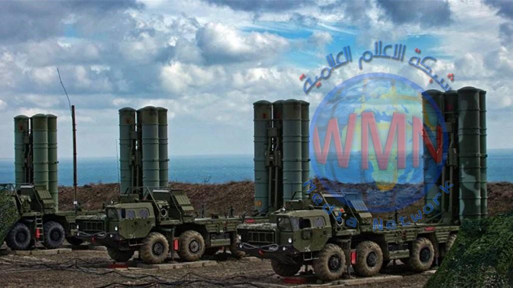"""روسيا تعلن قرب تزويد تركيا بدفعة جديدة من صواريخ """"إس 400"""""""