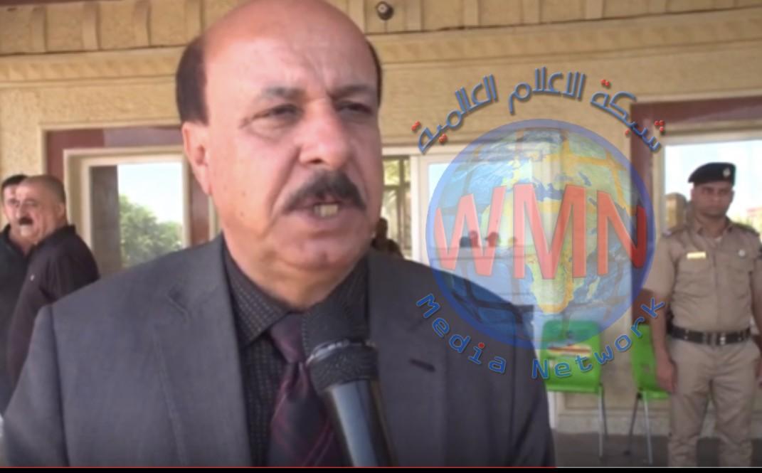 قائمقام خانقين يشيد بجهود الحشد والقوات الامنية في عمليات ارادة النصر الثالثة