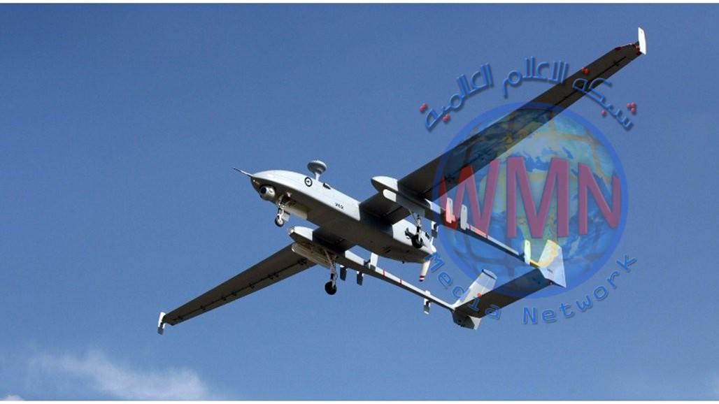 الحشد يعلن استهداف طائرة استطلاع حلقت فوق مقر له في حزام بغداد