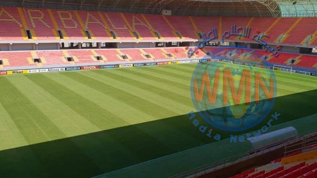 حكومة كربلاء تصدر بيانا بشأن حفل افتتاح بطولة غرب اسيا