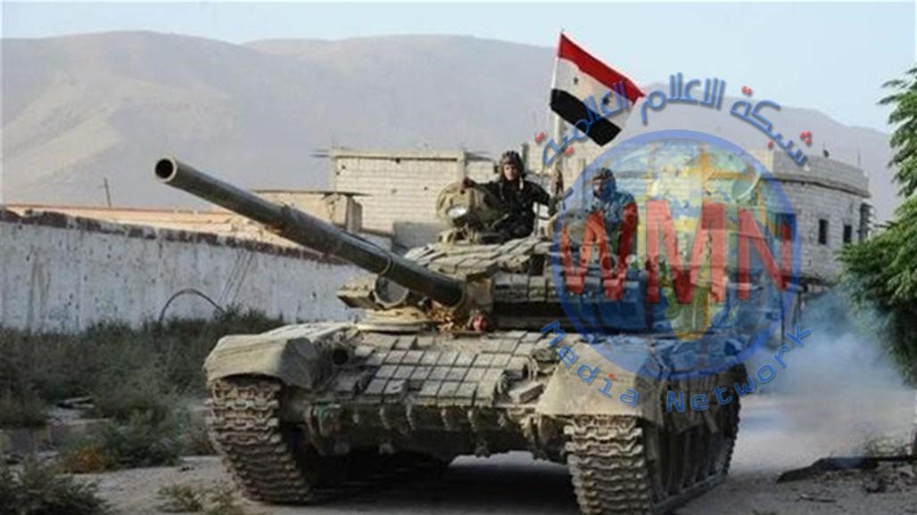 الجيش السوري يستعيد بلدتين في ريف إدلب الجنوبي