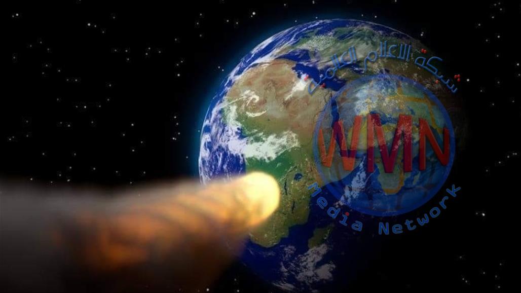 كويكب ضخم يضرب الأرض وناسا تحدد الموعد