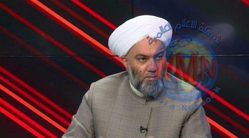 الشيخ خالد الملا:بعض القيادات السنية تطالب اميركا تخليصهم من الحشد