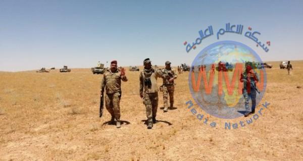 الحشد الشعبي يعلن العثور على مضافات لداعش في الأنبار