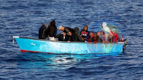 الجزائر تنقذ 14مهاجراً بعد فشلهم في بلوغ جزيرة سردينيا