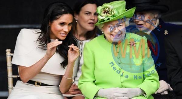 حظر جديد لملكة بريطانيا على ميغان ماركل