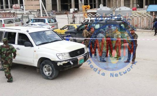 الحشد الشعبي يشرع بخطة تأمين حماية الزائرين لمناسبة عيد الغدير في النجف الأشرف