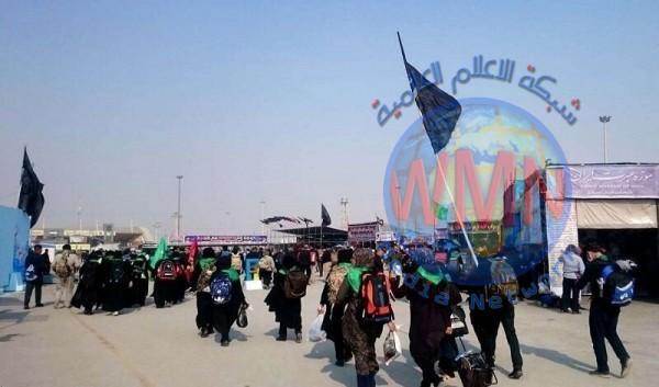 توقعات بعبور أكثر من مليوني زائر ايران لمراسم الاربعين من منفذ واحد