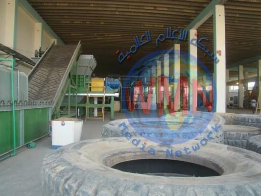 الأول من نوعه في العراق.. معمل يعالج مشكلة بيئية خطيرة