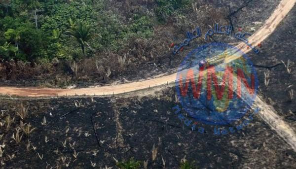 البرازيل ترحب بالمساعدات لإخماد حرائق الأمازون لكن بشرط