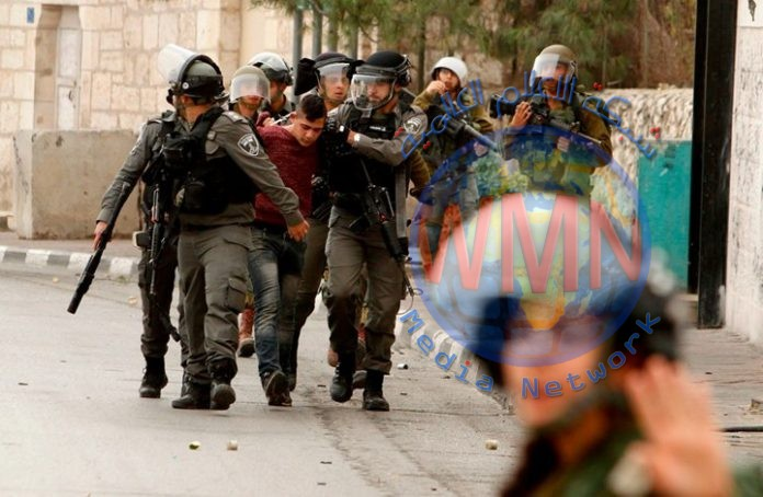 إصابة فلسطينيين خلال مواجهات مع الاحتلال جنوب نابلس