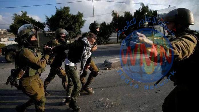 الاحتلال يشن حملة اعتقالات واسعة بحق فلسطينيين بالضفة والقدس