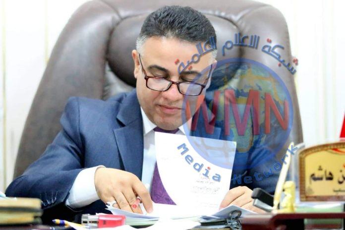 محافظ ذي قار: الاراضي جاهزة وننتظر قرار الحكومة لتوزيعها