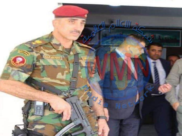 وزير الدفاع يعقد مؤتمرا امنيا موسعا في ديالى