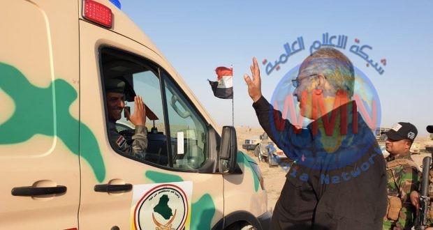 الحمداني: ارادة النصر تهدف لإبعاد الخطر عن كربلاء والنجف وتأمين الفرات الأوسط وحزام بغداد