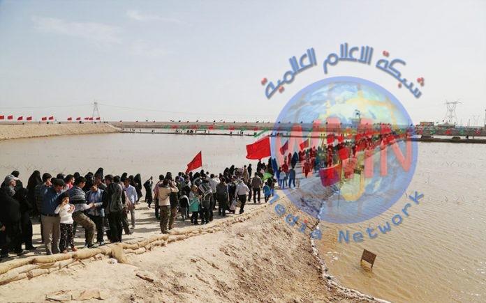 ايران تعيد فتح معبر خسروي مع العراق لتخفيف العبء على زوار الاربعين