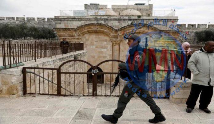 قوات الاحتلال تداهم خيمة اعتصام شرق القدس
