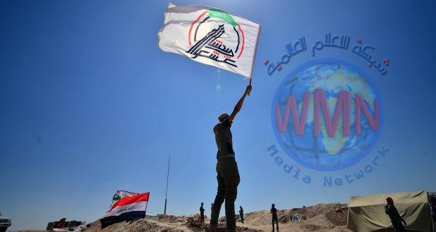 قائد عمليات الفرات الأوسط للحشد يثمن قرار إعادة نشر قطعات الحشد في مناطق شمال بغداد