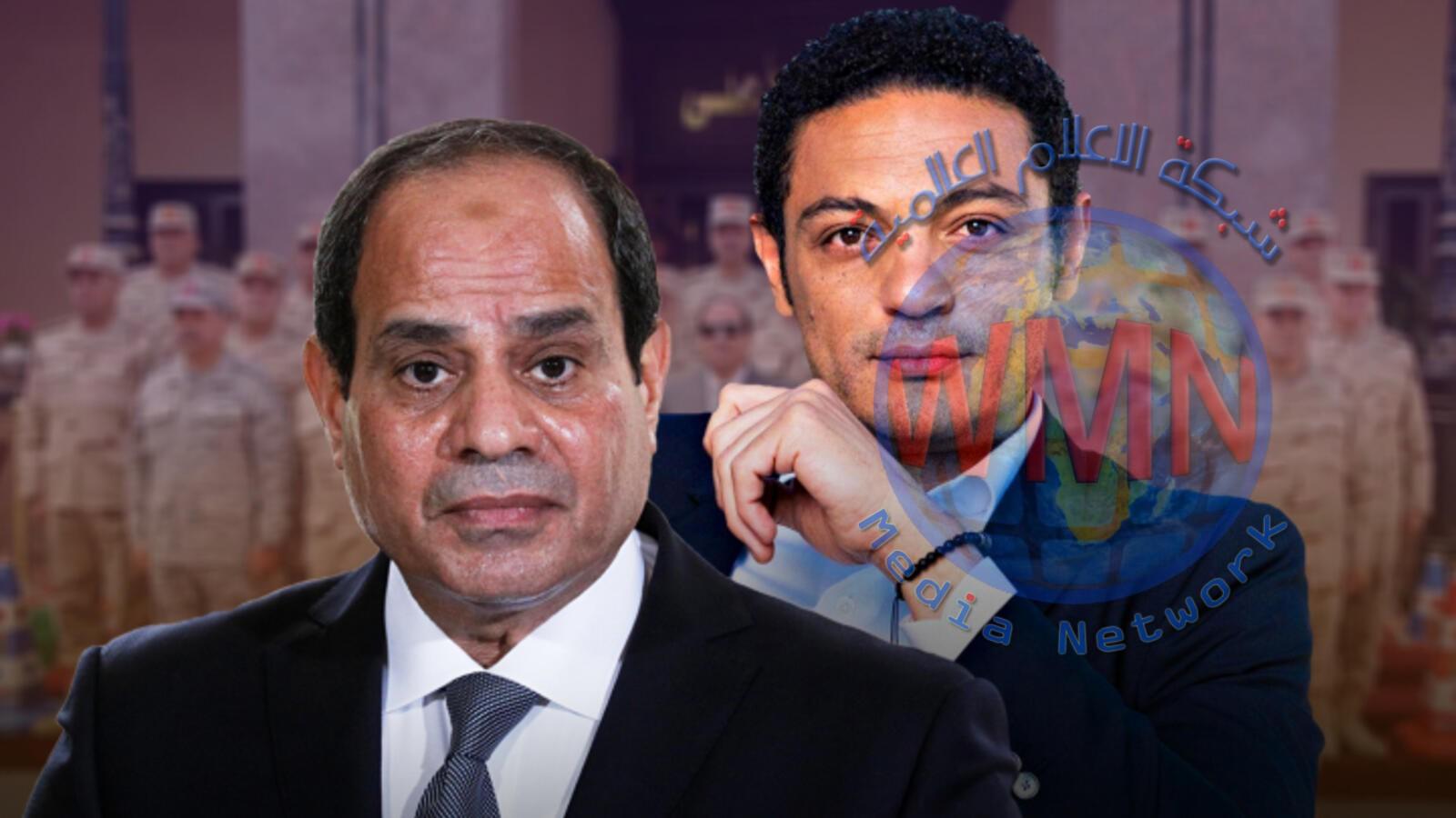 محمد علي يدعو للاحتشاد بكثافة بالميادين ويتحدث عن محاولات قتله