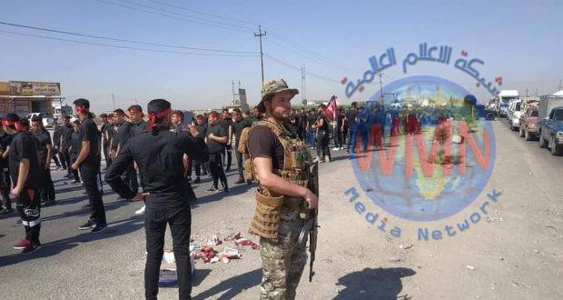 قيادة عمليات الحشد الشعبي في نينوى تعلن نجاح خطة عاشوراء