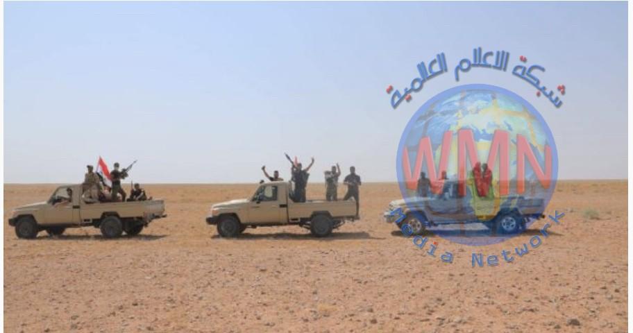 مشاركة قطعات اللواء ٢٦ بالحشد ضمن عمليات إرادة النصر الخامسة
