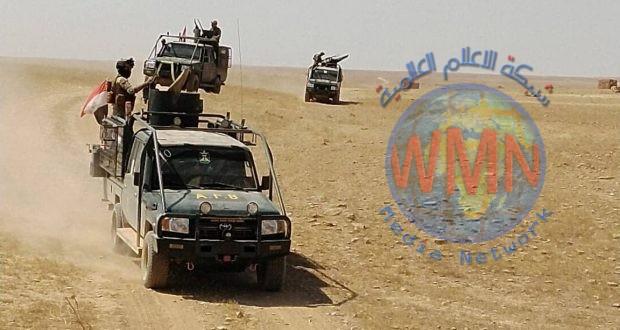 قطعات من الحشد والجيش يشرعون باليوم الثالث من عملية إرادة النصر الخامسة غرب الأنبار